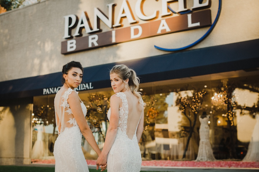 Naama & Anat Fashion Show at Panache Costa Mesa