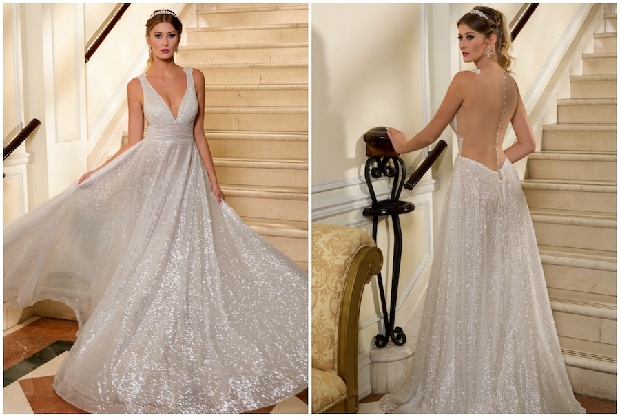 Naama & Anat Wedding Gown Spotlight: Bambi