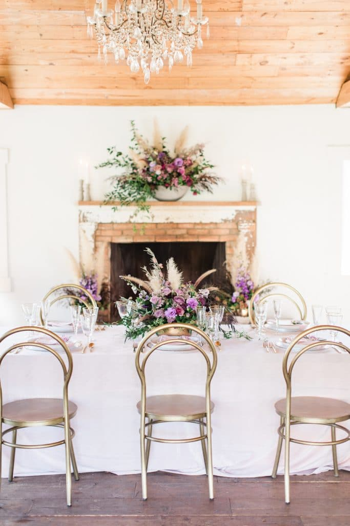 Winery Wedding Style Featured on The Perfect Palette