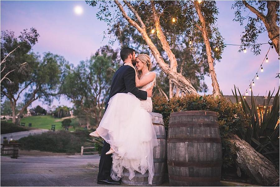 Radiant California Wedding Featured on California Wedding Day