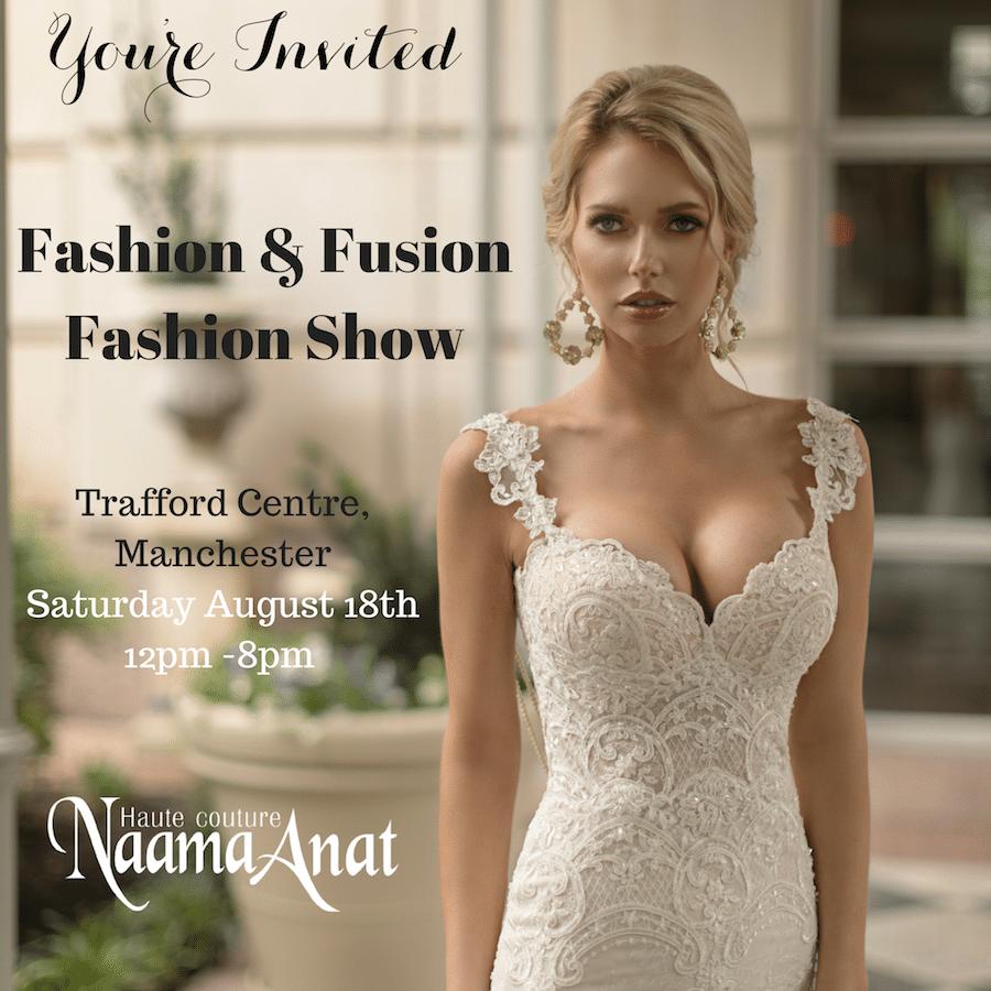 fashion & fusion fashion show
