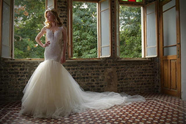 Showcasing ourever so famous Diva Gown from our Work of Art Summer 2017 Collection.