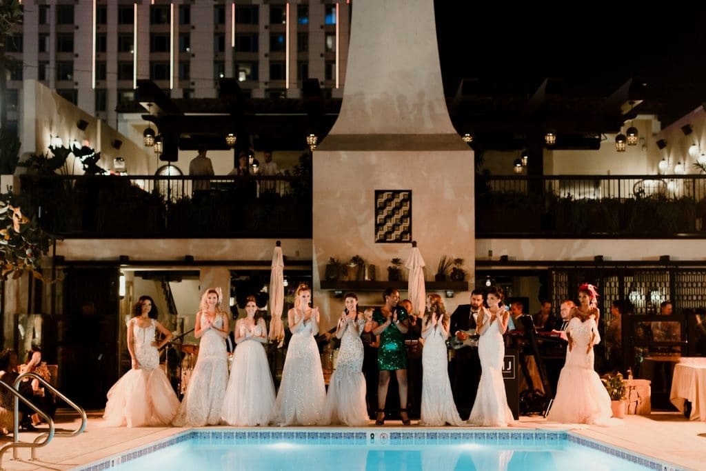 Hotel Figueroa presents Fashion at The Fig – Naama & Anat Haute Couture
