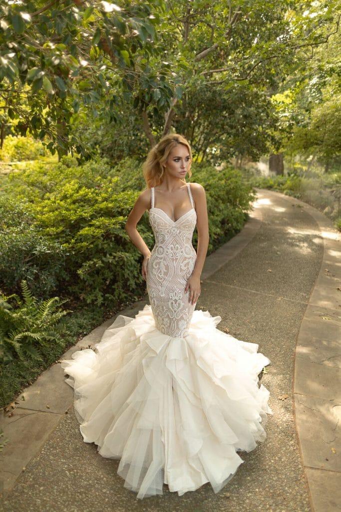best wedding dresses 2018, best wedding dresses, naama and anat, belle the magazine